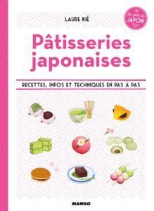 Pâtisseries japonaises - Laure Kié : couverture