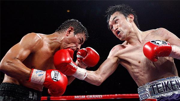 Boxe Japon