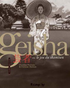 Geisha ou le jeu du shamisen volume 2 : couverture
