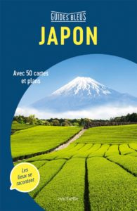 guide bleu Japon : couverture