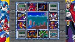 boss lobby megaman x