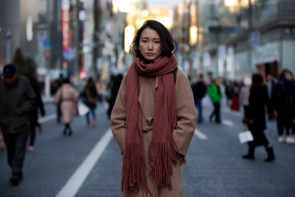 Shiori Ito © Tom reed (BBC)