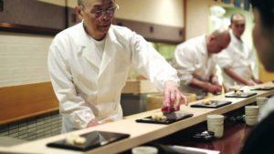 sukiyabashi jiro restaurant