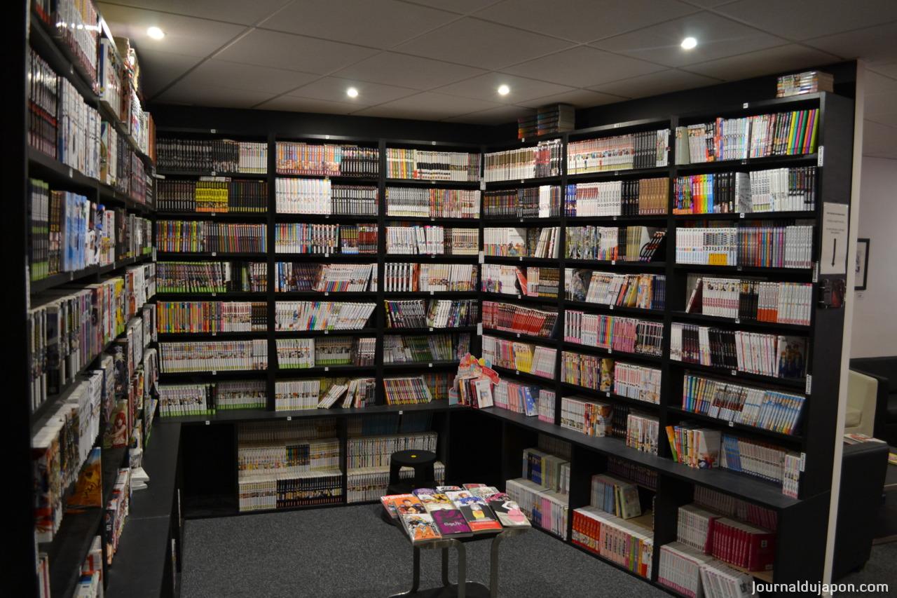 interview manga space la librairie qui se fait galerie d 39 exposition. Black Bedroom Furniture Sets. Home Design Ideas
