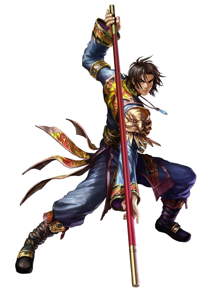Kilik - Soul Calibur