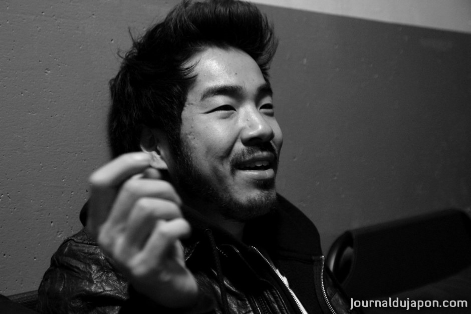 Itw Crossfaith - Photo Chung Hee-Jee
