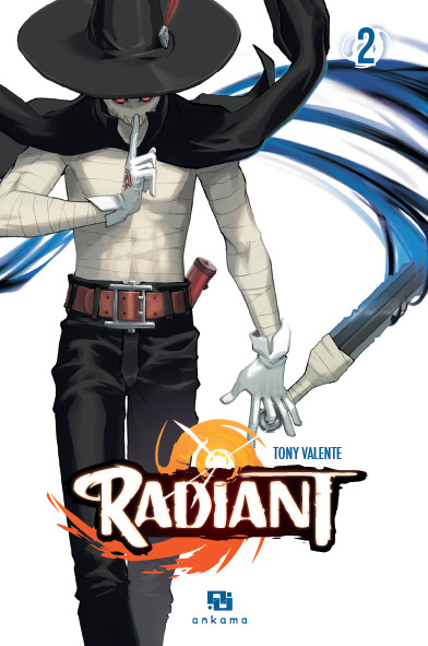 Radiant tome 2