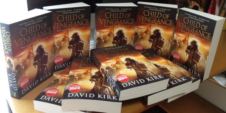 Child of Vengeance - David Kirk