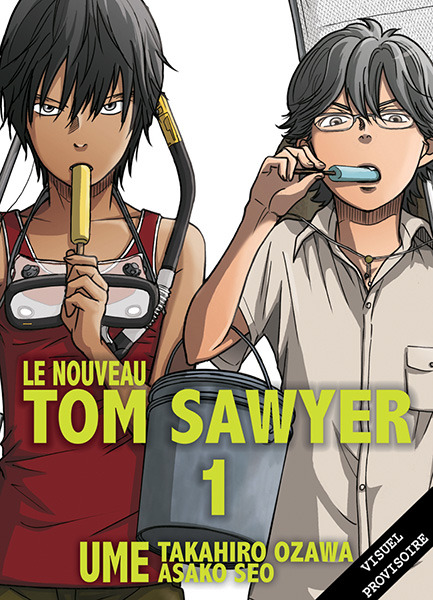 Le Nouveau Tom Sawyer !