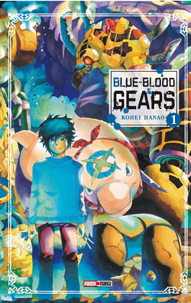 Blue blood gears