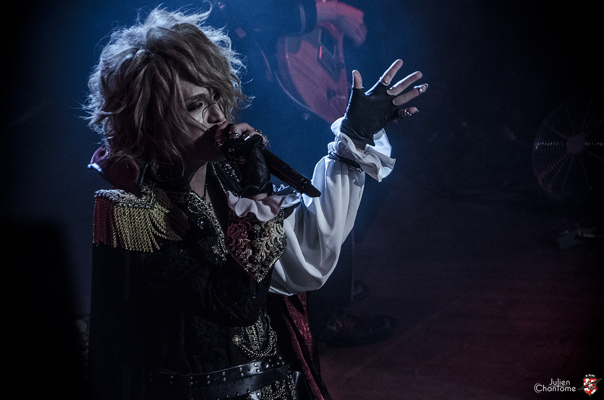 Kamijo -- Photo Julien Chantôme