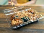 Takoyaki du soir