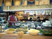 Restaurant à Asakusa