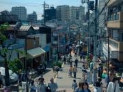 Promenade paisible dans les rues de Yanaka