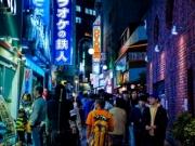 Harajuku, la nuit