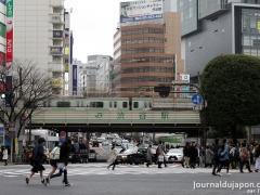 Tout va vite à Shibuya