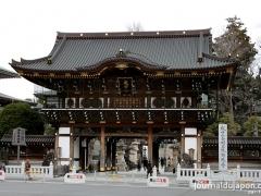 Entrée du Naritasan Shinsho-ji