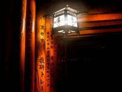 Fushimi Inari Taisha ( Nuit )