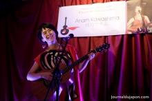 Anam Kawashima à Paris