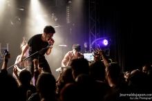 coldrain + CROSSFAITH - Le Ferrailleur, Nantes, 01/11/14