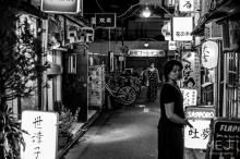 Golden Gai, un incontournable de la nuit tokyoïte