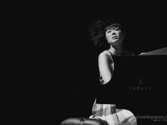Hiromi @ La cigale - Paris 2016