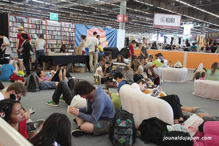 Stands Japan Expo 2015 : Japan expo stands et ambiance · journal du japon