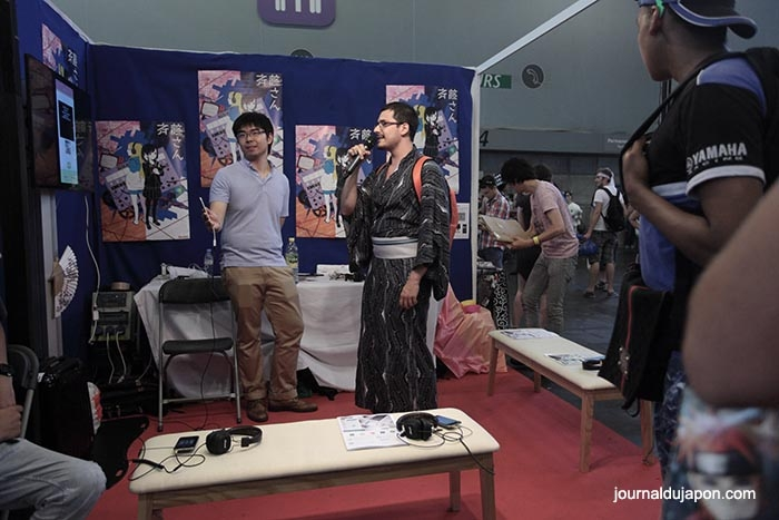 Stands Japan Expo 2015 : Japan expo stands et ambiance · journal du japon