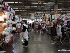 Japan Expo 2015 Stand & ambiance 45