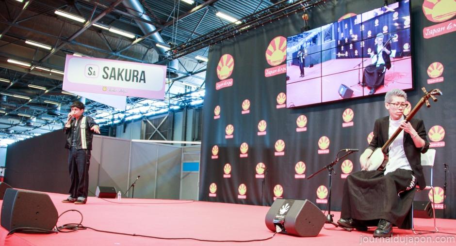 Japan expo 2017 shows artistes et mascottes journal du japon - Japan expo paris 2017 ...