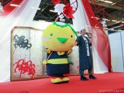 Japan Expo 2017 - Shows, artistes et mascottes !