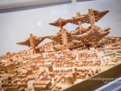 Ville dans les airs, projet pour Shibuya - Arata ISOZAKI (1962)