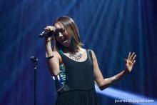 Kylee au Live House - JE 2013