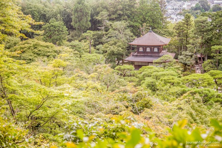 Ginkaku-Ji Kannonden