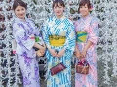 Japonaise en Yukata