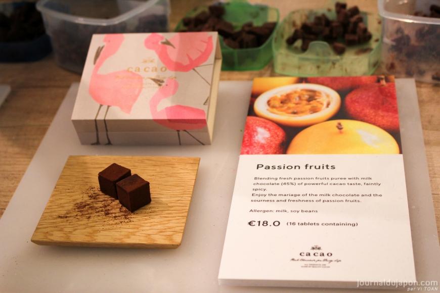 Savourez en photo le salon du chocolat 2017 paris porte de versailles journal du japon - Salon du chocolat 2017 paris ...