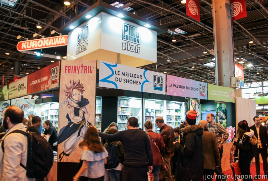 Livre paris 2017 journal du japon - Salon du livre 2017 paris ...