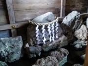 La source sacrée du Miidera.