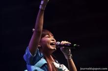 Shoko Nakagawa au Live House – Japan Expo 2014