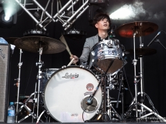 THE BAWDIES EUROCKS