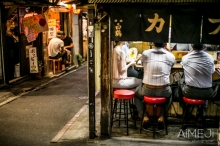 OMOIDE YOKOCHO : une nuit à Shinjuku, Tokyo