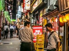 Tokyo Shinjuku - Omoide Yokocho (1)