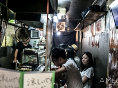 Tokyo Shinjuku - Omoide Yokocho (10)