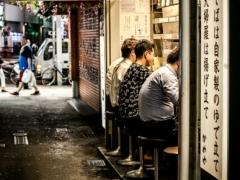 Tokyo Shinjuku - Omoide Yokocho (12)
