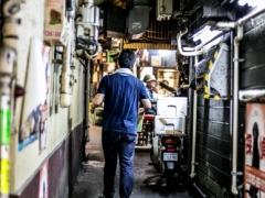 Tokyo Shinjuku - Omoide Yokocho (17)
