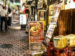 Tokyo Shinjuku - Omoide Yokocho (2)
