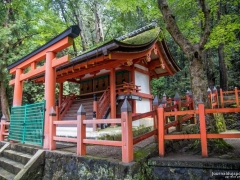 Sanctuaire Shintoïste