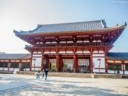 Todai-ji - Entrance