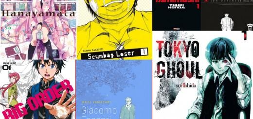 Chroniques Manga Aout 2013
