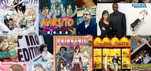 Bilan manga 2013 éditeur